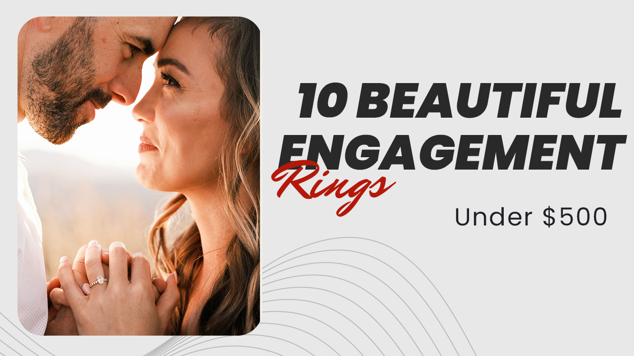 engagement ring under $500
