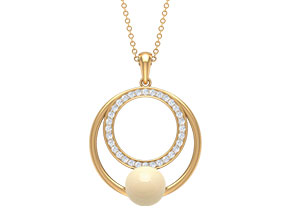 Japanese Cultured Pearl Necklace