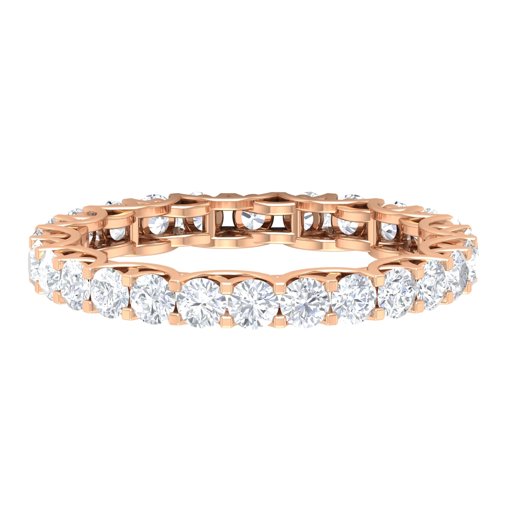 1.75 CT Stackable Diamond Eternity Ring for Women